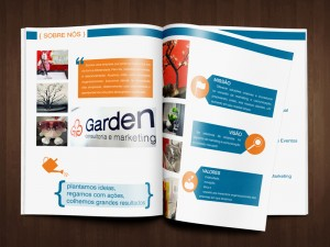 Revista Garden Consultoria e Marketing