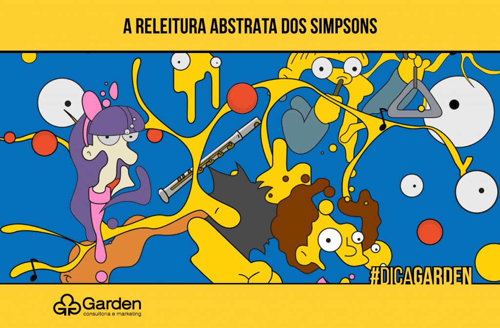 Releitura Abstrata dos Simpsons