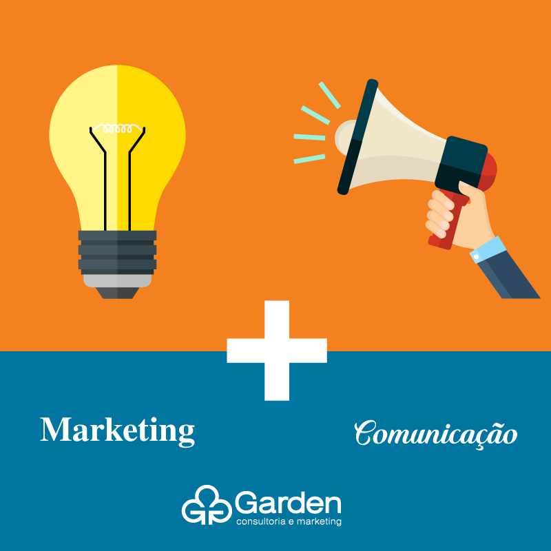 Marketing + Comunicação