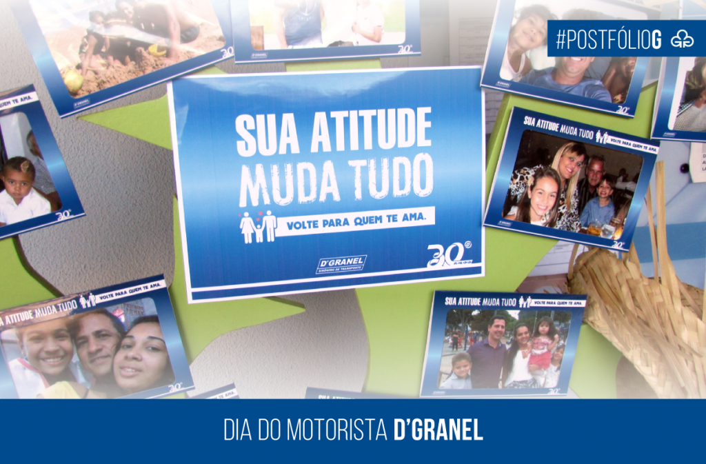 Dia do Motorista D'Granel